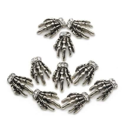 Tiny skeleton hands