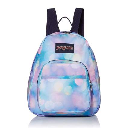 Pastel mini backpack