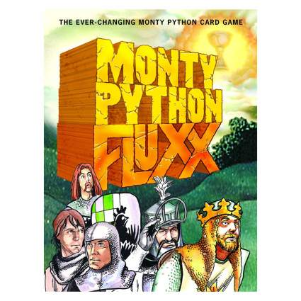 Monty Python card game box
