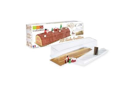 French yule cake kit