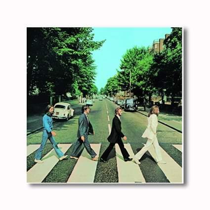 The Beatles Abbey Road vinyl record