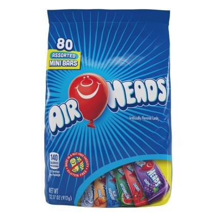 Airheads halloween candy