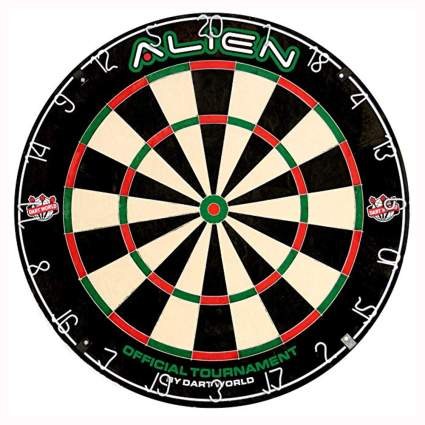 competition bristle dartboard