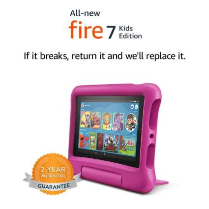 "All-New Fire 7 Kids Edition Tablet, 7"" Display, 16 GB"
