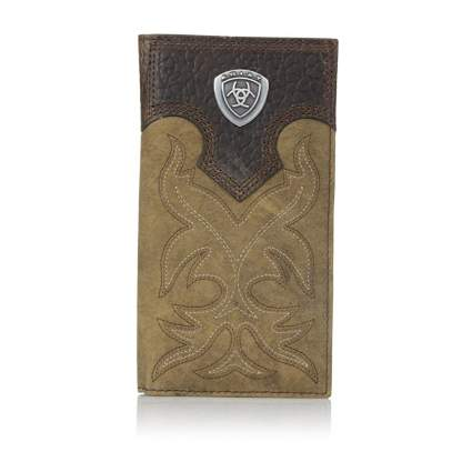 ariat mens wallet