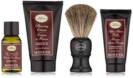 The Art of Shaving Mid-Size Kit, Sandalwood