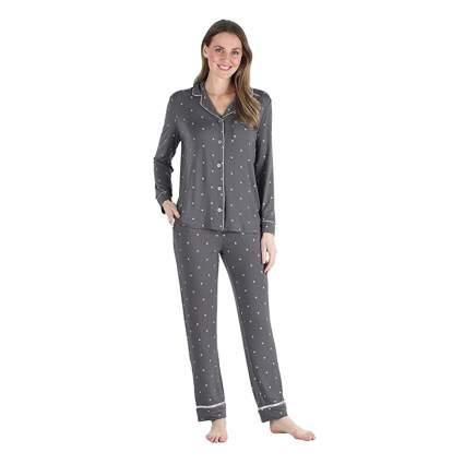 bamboo man style pajamas