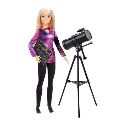 barbie astrophysicist doll
