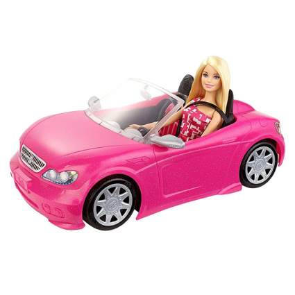 barbie convertible doll packs