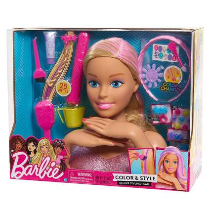 barbie deluxe styling head