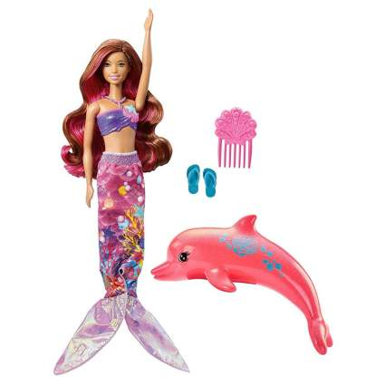 barbie magic transforming mermaid