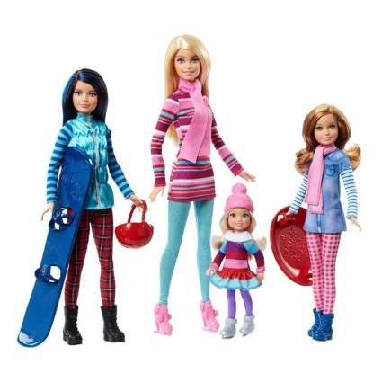 barbie sisters winter getaway