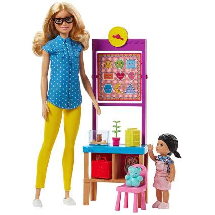 barbie teacher doll