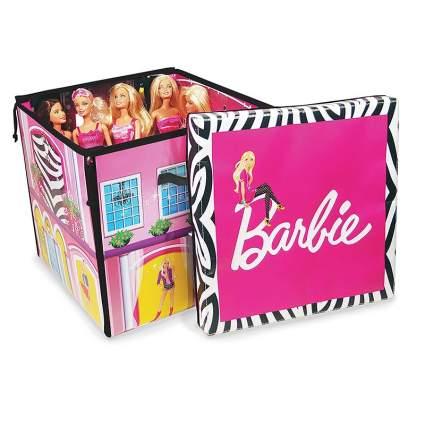 barbie zipbin