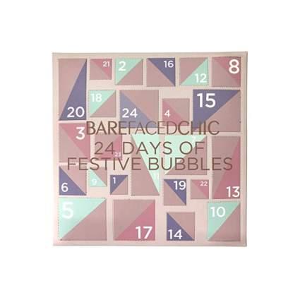 bubble bath advent calendar