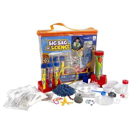 bag of science toys