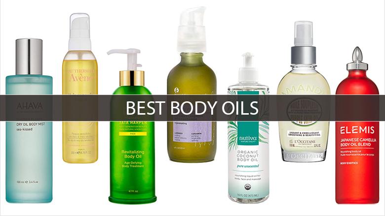 best body oil