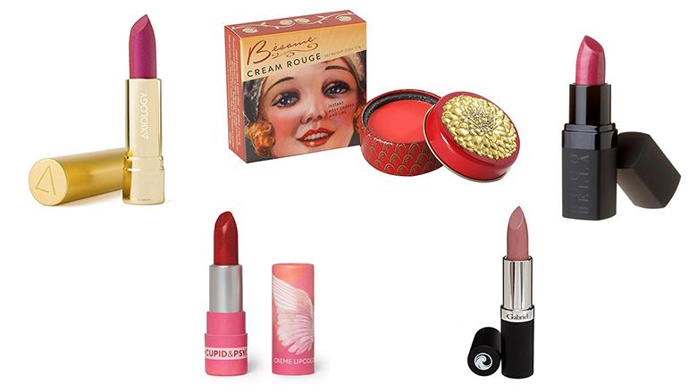 19 Best Organic Lipsticks Your Er S