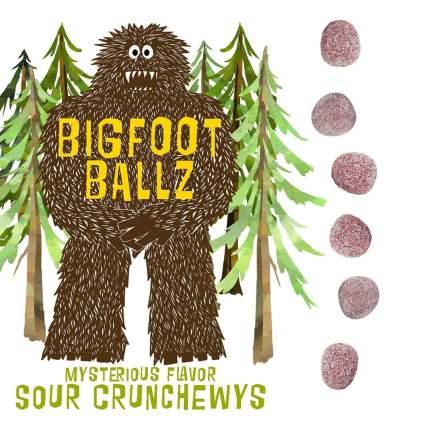 bigfoot ballz