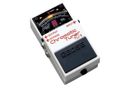 boss guitar tuner