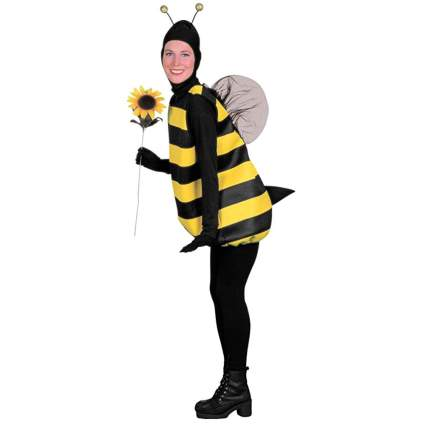 bumble bee maternity costume