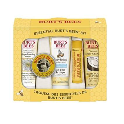 burt's bees body care set