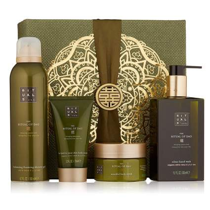 calming bath and body set
