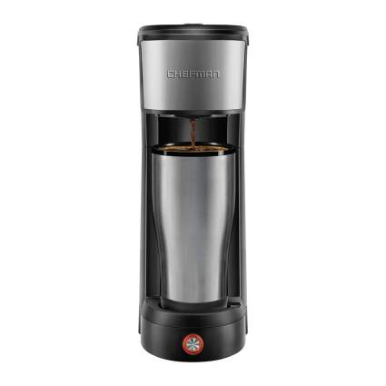 compact k-cup brewer