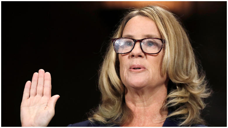 christine ford boyfriend