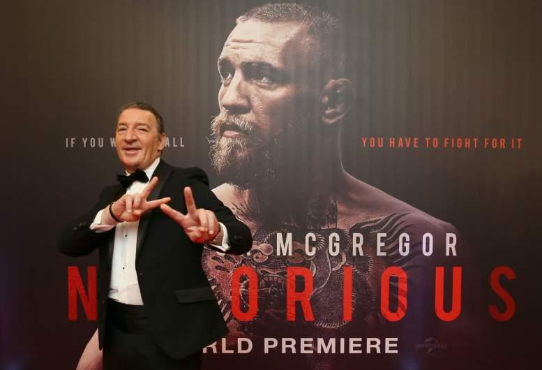 Conor McGregor dad
