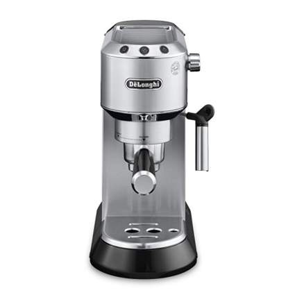 Delonghi stainless steel espresso machine