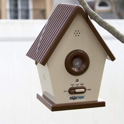 dogtek bird house