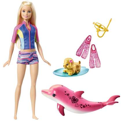 dolphin magic barbie