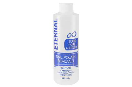 Eternal nail polish remover