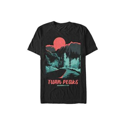 fifth sun twin peaks halloween shirt
