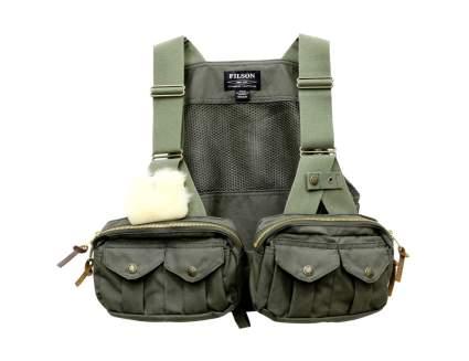 Filson mesf fly fishing strap vest