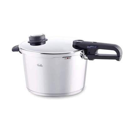 8.5 quart stainless steel pressure cooker