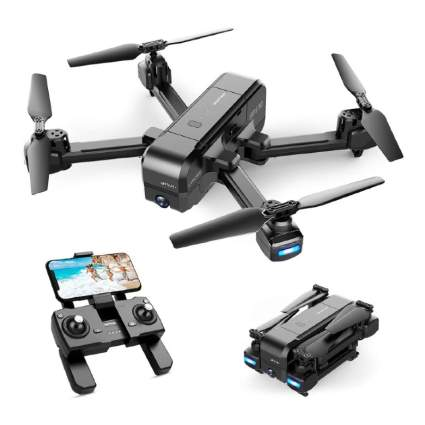 Foldable GPS FPV Drone