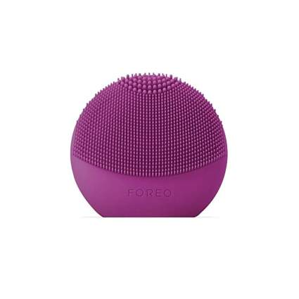 foreo luna smart facial cleansing brush