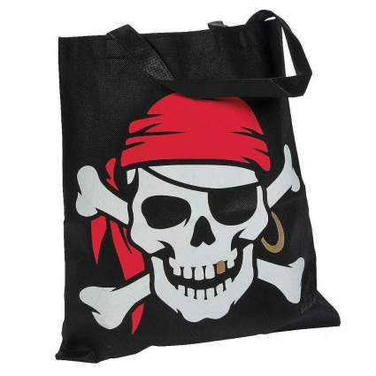 fun express halloween candy bag