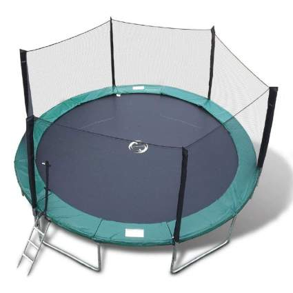 Galactic Xtreme Gymnastic Outdoor Trampoline