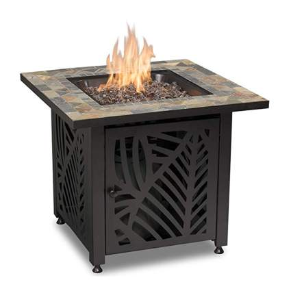 gas patio fire table