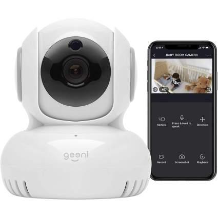 Geeni Sentinel Wireless Indoor Surveillance Camera