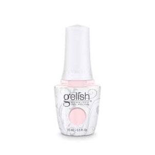 Gelish pink nail polish