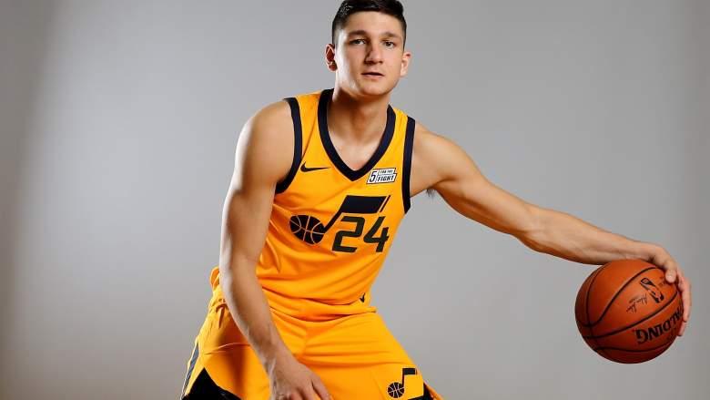 Grayson Allen Utah Jazz