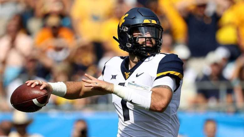 Will Grier NFL draft projections mocks