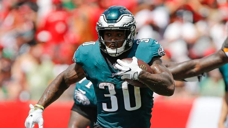 corey clement fantasy football