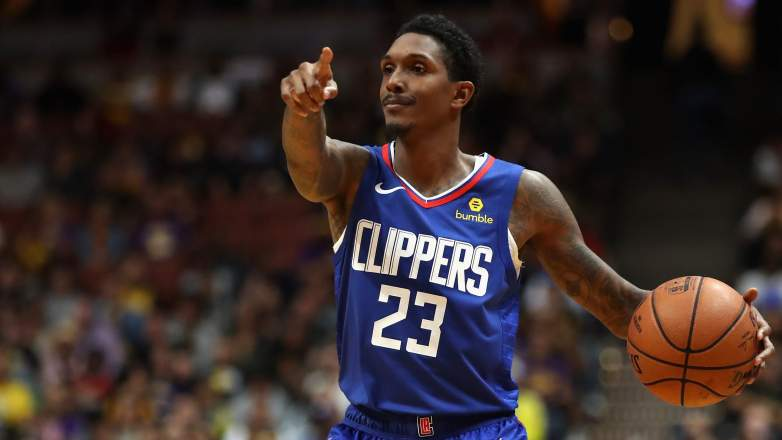 Los Angeles Clippers Guard, Lou Williams [October 9, 2018]