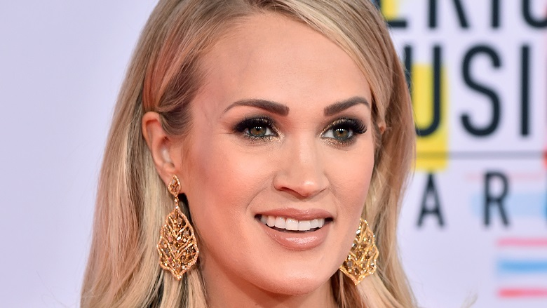 Carrie Underwood Baby Bump