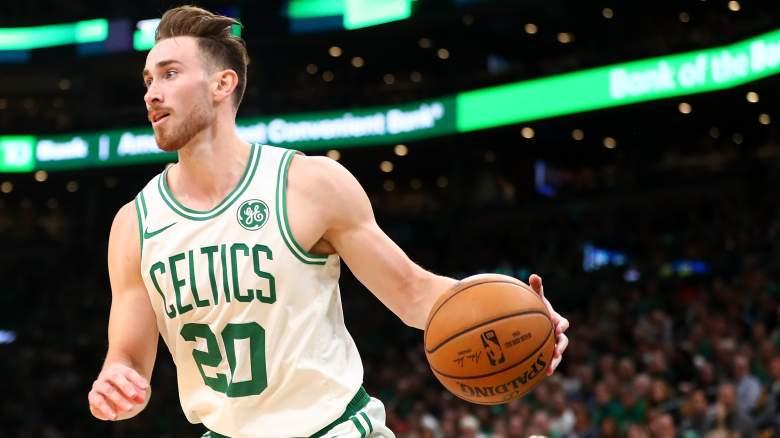 Boston Celtics Hayward